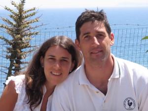 Octavio y Magdalena